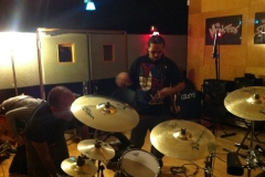 Alien Ant Farm in the studio (2011/2012)!