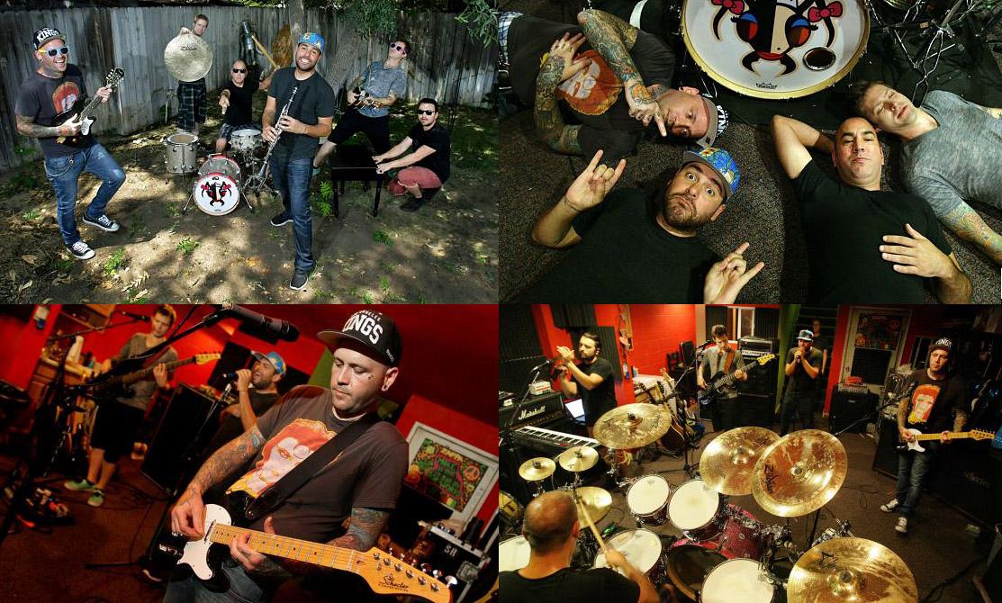 AAF Band Photo 2015